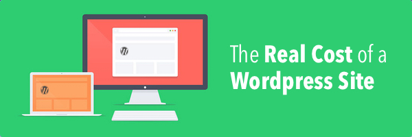 The Real Cost to Setup a WordPress Blog / Store
